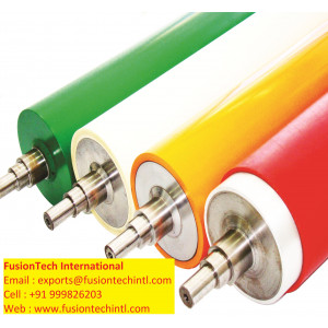 Producer Of High Uaqlity Printing Rubber Rollers Near Andenne Belgium
