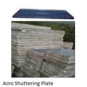 Acro Shuttering Plate / Wall Form Shuttering Plate