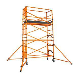 Scaffolding Movable Tower On Rent In Udaipur