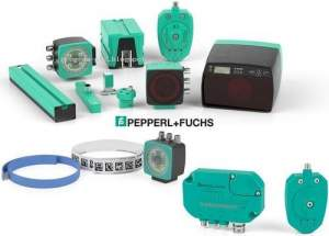 Pepperl Fuchs Electronic CAM-Switch Controller (PAX)