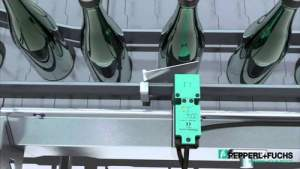 Pepperl Fuchs Inductive Proximity Sensor