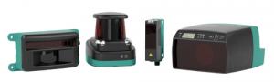 Pepperl Fuchs Photoelectric Distance Sensors