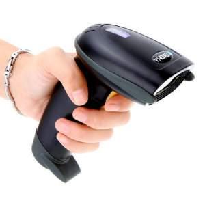 Pepperl Fuchs Wireless Handheld Barcode Scanner
