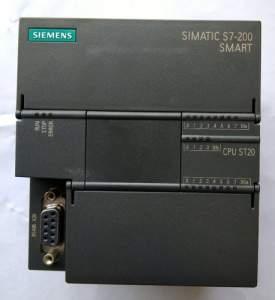 SIEMENS S7-200 SMART CPU ST20