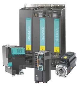 Siemens Sinamics AC Servo Drive S120