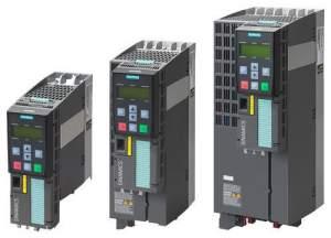 Siemens Sinamics G120 Drives