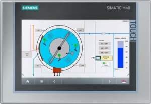 Siemens TP900 HMI