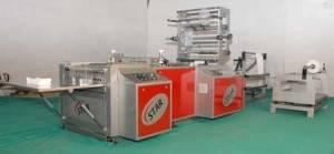 Side Sealing And Cutting Machine