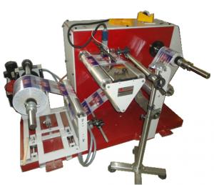 Inkjet Rewinder Machine