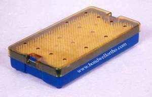 Big Plastic Sterilization Tray With Double Mat