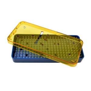 Big Plastic Sterilization Tray With Single Mat