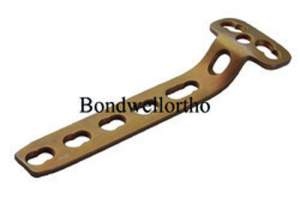 Orthopedic T Buttress Plates