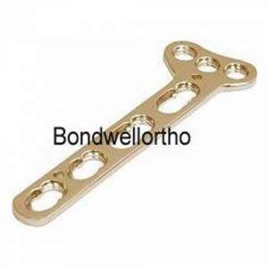 Orthopedic T Oblique Locking Plates
