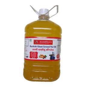 Cold Pressed Groundnut Oil Manufacturer In Nepal