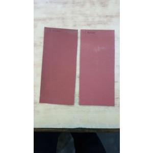 Red Fiber Sheet