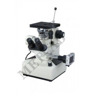 Metallurgical Microscopes With Camera System