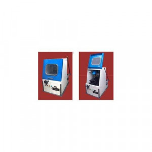 Metallurgical Specimen Cut Off Machine
