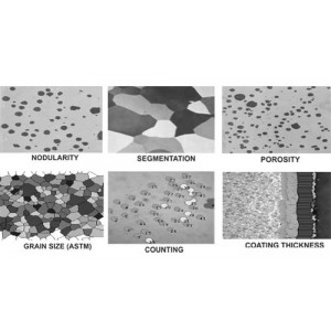 Metallurgy Image Analyzer Software