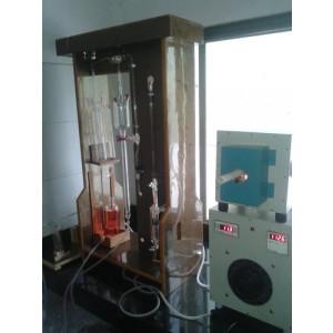 Metlab Carbon Sulphur Apparatus