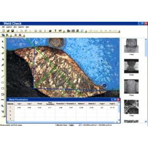 Weld Penetration Analysis Software