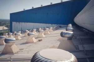 Industrial Turbine Ventilators Manufacturers In Niger
