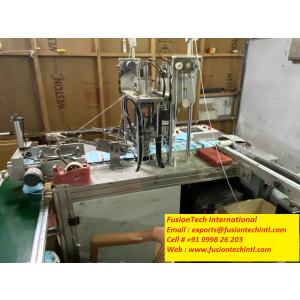 Need Fully Automatic KN95 Mask Making Machine Near Monterrey Mexico