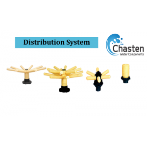 Distribution System For FRP Vessel