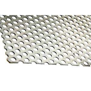 SS Perforated Sheet Manufacturers In Bikaner