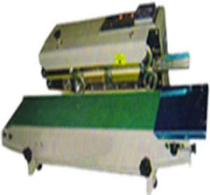 NB-02 Continous Band Sealer. Horizontal Model