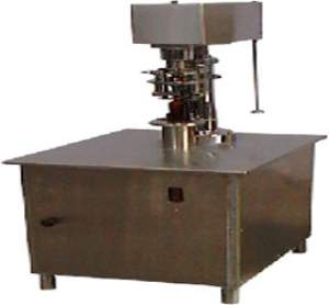 NB-05 Single Head ROPP/Allu. Cap Sealing Machine