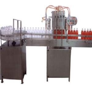 NB-06 Automatic Liquid Filling Machine