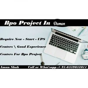 Bpo Project In Daman