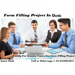 Form Filling Project In Shimla