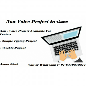 Non Voice Project In Daman