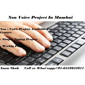 Non Voice Project In Mumbai