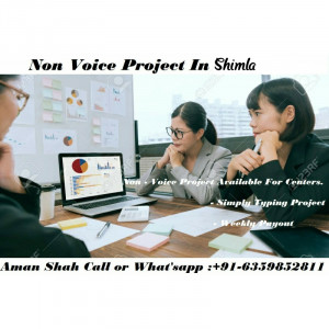 Non Voice Project In Shimla