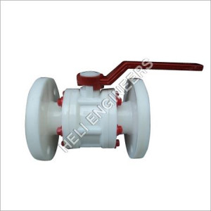 P.P.Ball Valve Manufacturer In Kheda