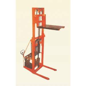 AC Power Pack Stacker With Detachable Platform