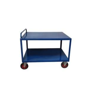 Double Tray Trolley