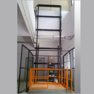 Manual Mobile Hydraulic Scissor Lifting Table With Conveyor System