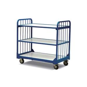 Triple Tray Trolley