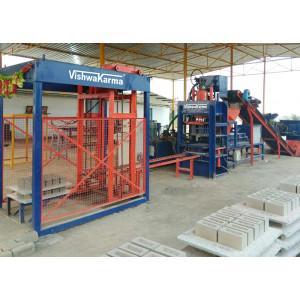 Automatic Heavy Duty Hydraulic Press For Bricks & Interlocking Paver  VCEPL-104