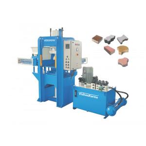 Automatic Hydraulic Press For Paver Blocks,Fly Ash Bricks & Interlocking Bricks Complete With Panel Board VCEPL-108