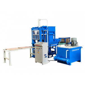 Automatic Oil Hydraulic Press With Heavy Vibration - VCEPL-102