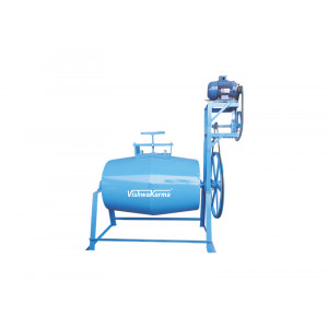 Ball Mill Drum With 2HP Motor