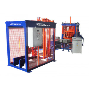 Vcepl 101 (3 In 1) Automatic Oil Hydraulic Press With Heavy Vibration
