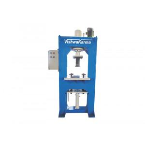 VCPEL 106 Auto D Molding Hydraulic Press