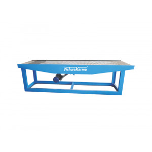 Vibratory Table For Rubber Mould VCEPL-112