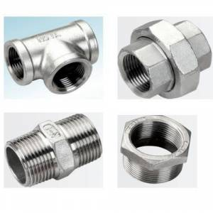 Ic Pipe Fitting