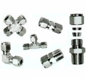 SS Max Fittings